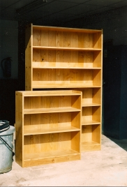Pair-of-Bookcases