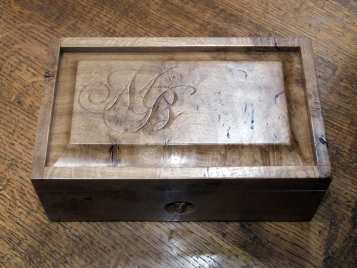 initialled-box