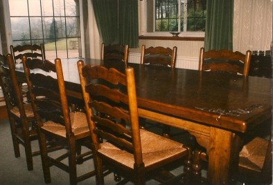 Refectory-Table-Rush-Chairs