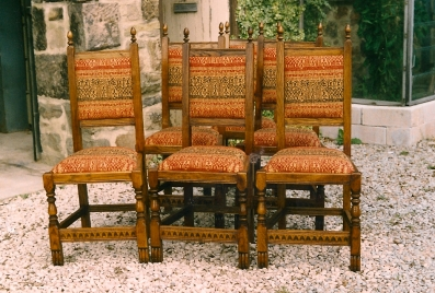 Upholstered-Chairs